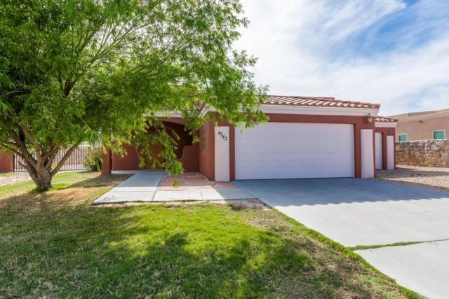 4543 Mesa Central Drive, Las Cruces, NM 88011 (MLS #1901400) :: Arising Group Real Estate Associates