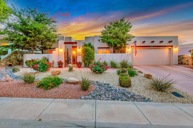 1935 Palm Canyon Drive, Las Cruces, NM 88011 (MLS #1901418) :: Arising Group Real Estate Associates
