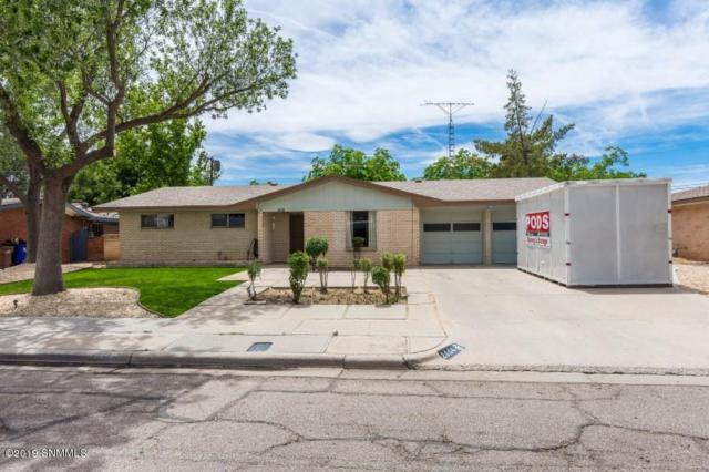 2006 Crescent Avenue, Las Cruces, NM 88005 (MLS #1901429) :: Steinborn & Associates Real Estate