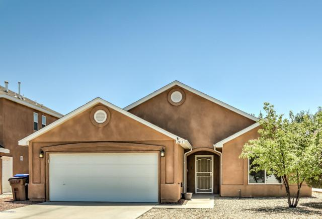2813 Meriwether Street, Las Cruces, NM 88007 (MLS #1901439) :: Steinborn & Associates Real Estate