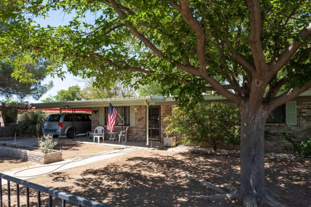 1614 S Saddler Street, Deming, NM 88030 (MLS #1901440) :: Steinborn & Associates Real Estate