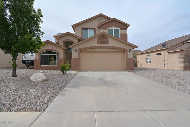 6220 Cloud Dance Drive, Las Cruces, NM 88012 (MLS #1901482) :: Steinborn & Associates Real Estate