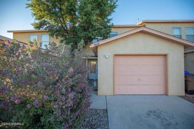 3859 Thurston Court, Las Cruces, NM 88012 (MLS #1901489) :: Steinborn & Associates Real Estate