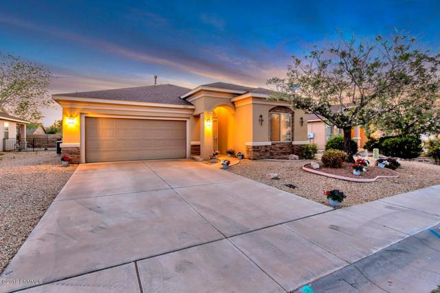 5833 Coyote Flats Street, Las Cruces, NM 88012 (MLS #1901490) :: Steinborn & Associates Real Estate