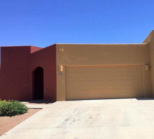 2552 Los Misioneros, Las Cruces, NM 88011 (MLS #1901492) :: Steinborn & Associates Real Estate
