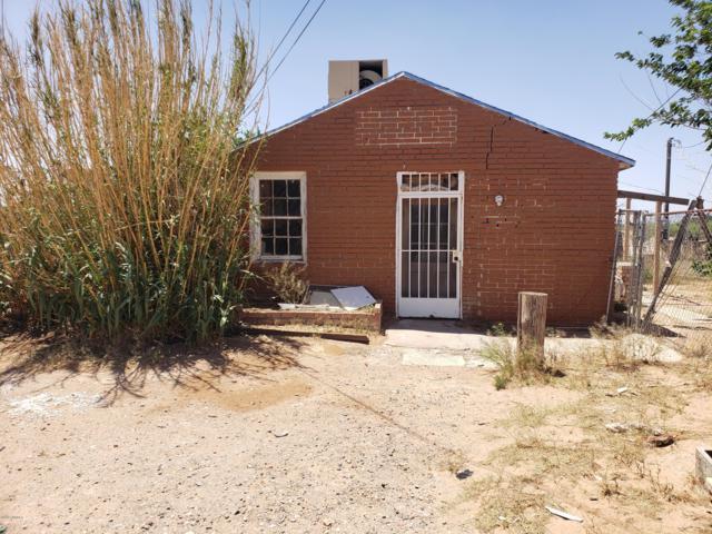 651 Old Sequioa Road, Chaparral, NM 88081 (MLS #1901493) :: Steinborn & Associates Real Estate