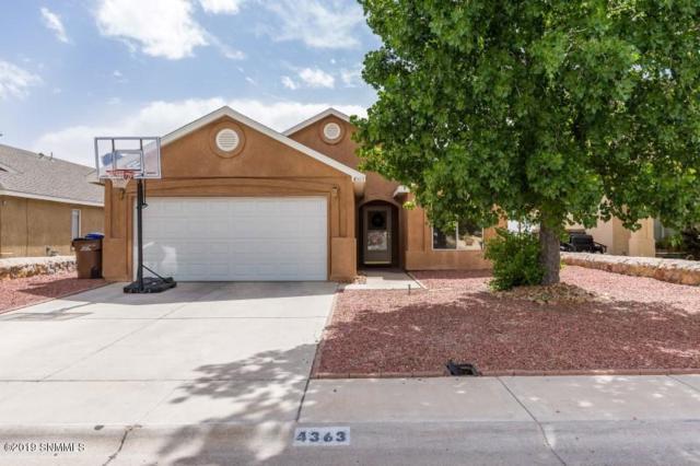 4363 Kingston Road, Las Cruces, NM 88012 (MLS #1901498) :: Arising Group Real Estate Associates