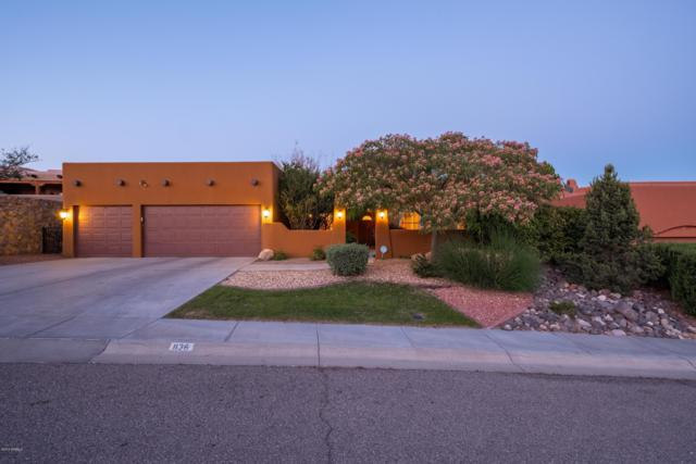 1136 Portico Trail, Las Cruces, NM 88011 (MLS #1901608) :: Steinborn & Associates Real Estate