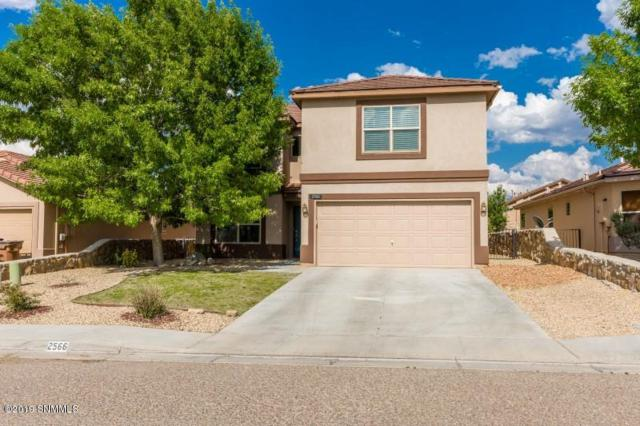 2566 Kentwood Court, Las Cruces, NM 88011 (MLS #1901632) :: Steinborn & Associates Real Estate
