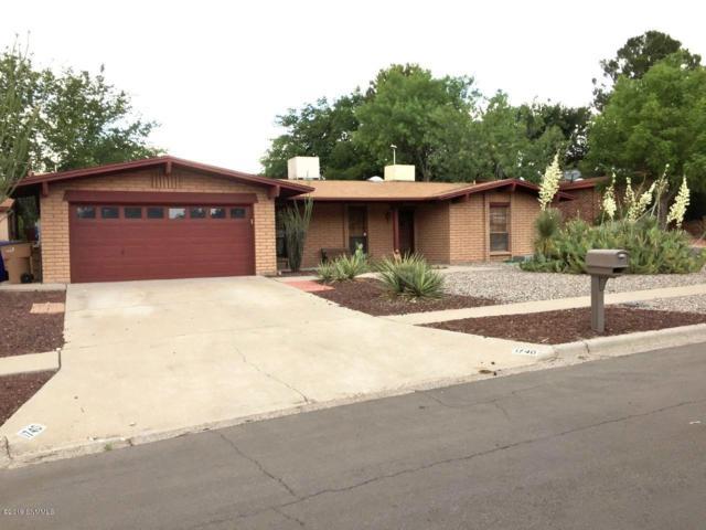 1740 Pomona Drive, Las Cruces, NM 88011 (MLS #1901643) :: Steinborn & Associates Real Estate