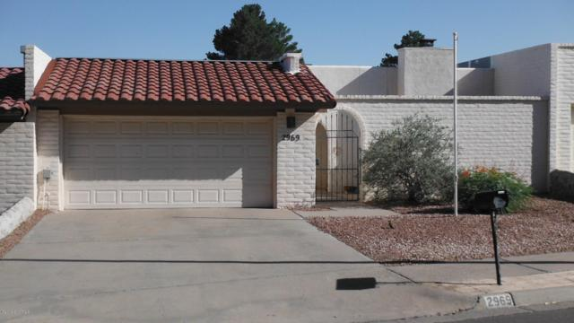 2969 Majestic Terrace Drive, Las Cruces, NM 88011 (MLS #1901663) :: Steinborn & Associates Real Estate