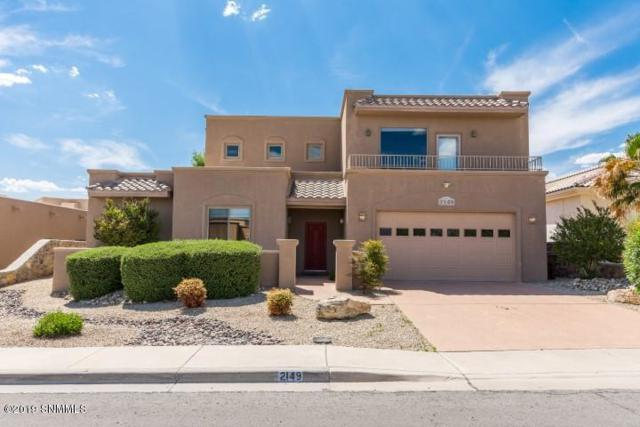 2149 Southern Star Loop, Las Cruces, NM 88011 (MLS #1901676) :: Steinborn & Associates Real Estate
