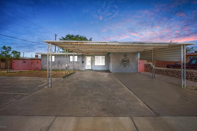 805 Stull Drive, Las Cruces, NM 88001 (MLS #1901695) :: Steinborn & Associates Real Estate