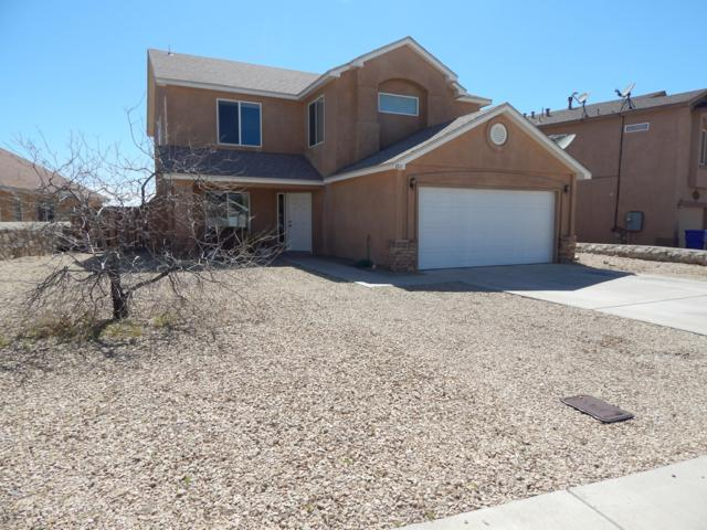 4721 Salado Creek Street, Las Cruces, NM 88012 (MLS #1901704) :: Arising Group Real Estate Associates
