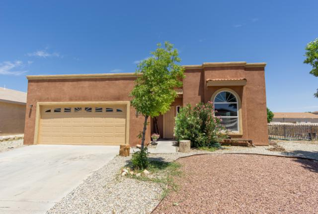 1241 Hachita Drive, Las Cruces, NM 88012 (MLS #1901706) :: Arising Group Real Estate Associates