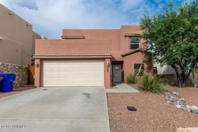 3848 Calle Arriba, Las Cruces, NM 88012 (MLS #1901718) :: Arising Group Real Estate Associates