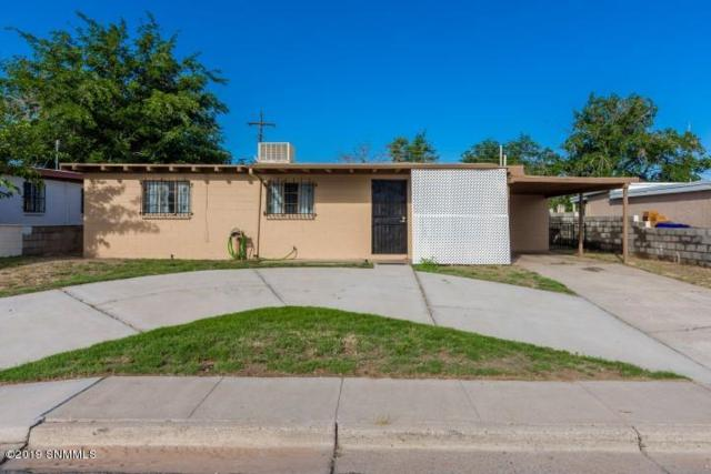 1417 S Locust Street, Las Cruces, NM 88001 (MLS #1901724) :: Steinborn & Associates Real Estate