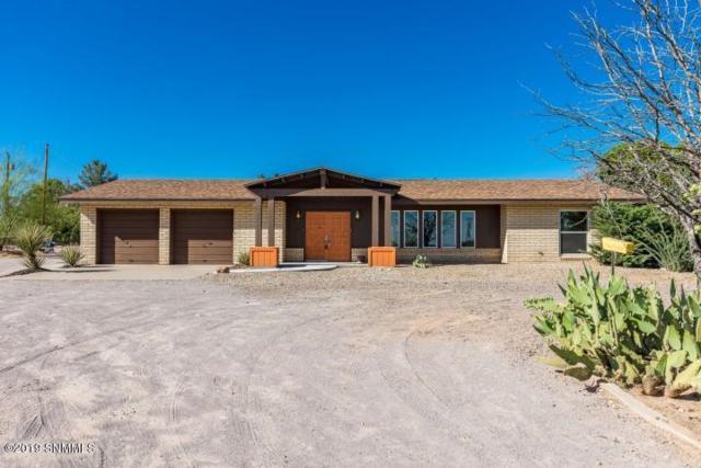 4015 Tamarisk Road, Las Cruces, NM 88011 (MLS #1901725) :: Steinborn & Associates Real Estate