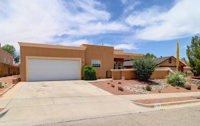 720 Canyon Point Road, Las Cruces, NM 88011 (MLS #1901728) :: Steinborn & Associates Real Estate