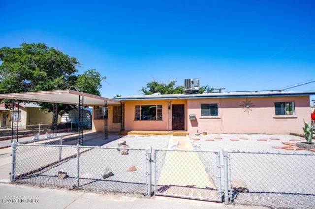 720 Mimbres Street, Las Cruces, NM 88001 (MLS #1901736) :: Arising Group Real Estate Associates