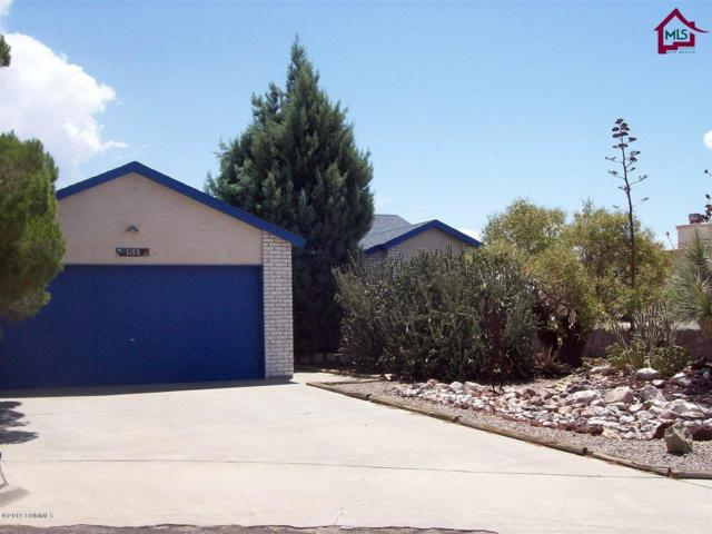 5159 Emerald Street, Las Cruces, NM 88012 (MLS #1901743) :: Arising Group Real Estate Associates