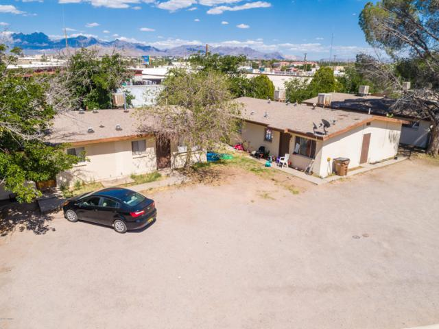 206 W Conway Avenue, Las Cruces, NM 88005 (MLS #1901783) :: Steinborn & Associates Real Estate
