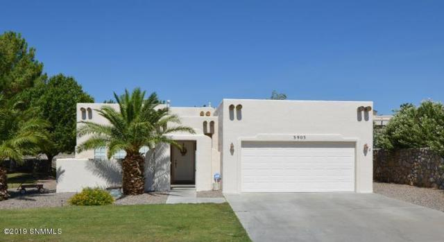 3903 Tiger Woods Drive, Las Cruces, NM 88011 (MLS #1901802) :: Arising Group Real Estate Associates