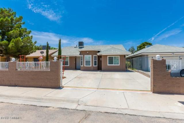 5825 Ridge Drive, Santa Teresa, NM 88008 (MLS #1901886) :: Steinborn & Associates Real Estate