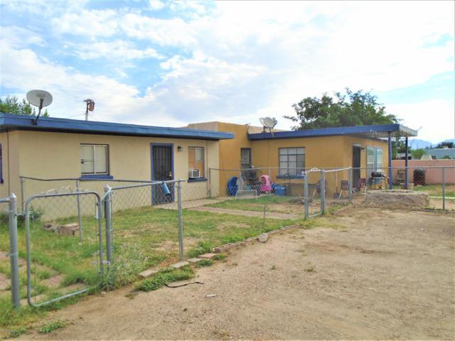 1130 Brownlee Avenue, Las Cruces, NM 88005 (MLS #1901895) :: Steinborn & Associates Real Estate