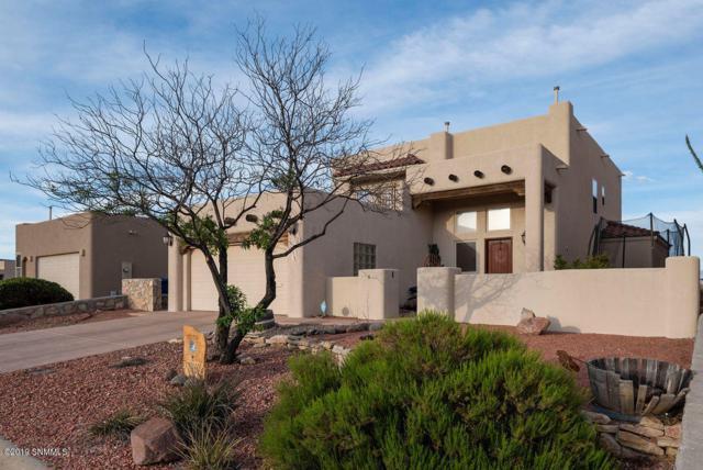 10160 Tuscany Drive, Las Cruces, NM 88007 (MLS #1901915) :: Steinborn & Associates Real Estate