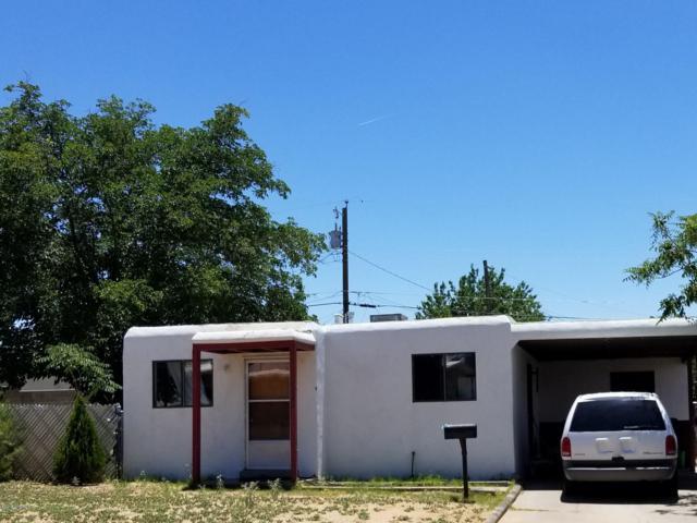 2128 Bellamah Drive, Las Cruces, NM 88001 (MLS #1901925) :: Steinborn & Associates Real Estate
