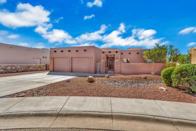 582 Capistrano Court, Las Cruces, NM 88011 (MLS #1901939) :: Steinborn & Associates Real Estate