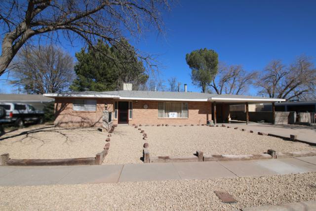 2260 Rosedale Drive, Las Cruces, NM 88005 (MLS #1901990) :: Steinborn & Associates Real Estate