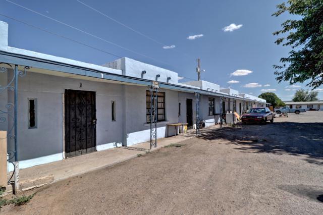 1907 W Picacho Avenue, Las Cruces, NM 88005 (MLS #1902003) :: Steinborn & Associates Real Estate