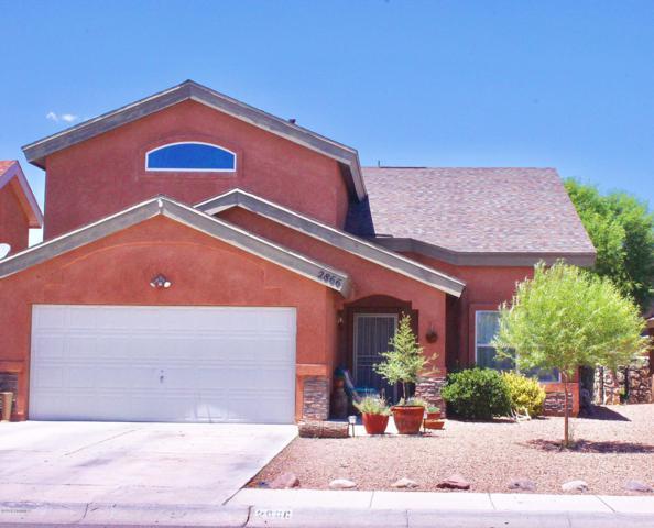 2866 San Lorenzo Court, Las Cruces, NM 88007 (MLS #1902010) :: Steinborn & Associates Real Estate