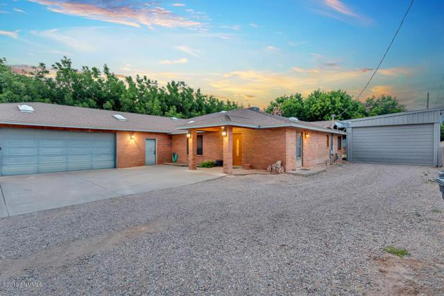 4460 Overlook Lane, Las Cruces, NM 88007 (MLS #1902014) :: Steinborn & Associates Real Estate