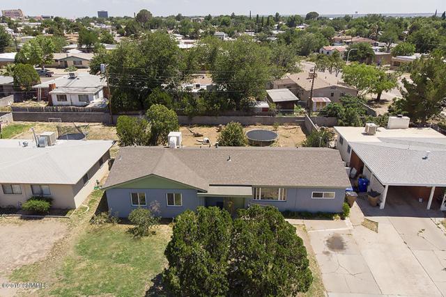 109 Ridgecrest Drive, Las Cruces, NM 88005 (MLS #1902017) :: Steinborn & Associates Real Estate