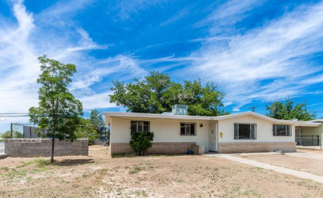 1516 Gladys Drive, Las Cruces, NM 88001 (MLS #1902022) :: Steinborn & Associates Real Estate