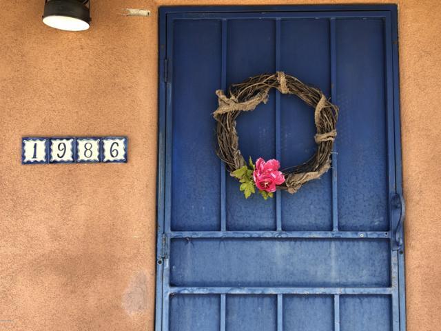 1986 Calle De Cura, Mesilla, NM 88046 (MLS #1902052) :: Arising Group Real Estate Associates