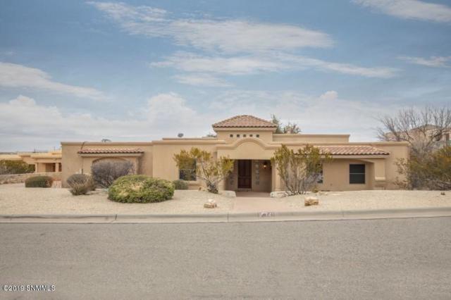 3418 Vista Primera Road, Las Cruces, NM 88011 (MLS #1902053) :: Steinborn & Associates Real Estate