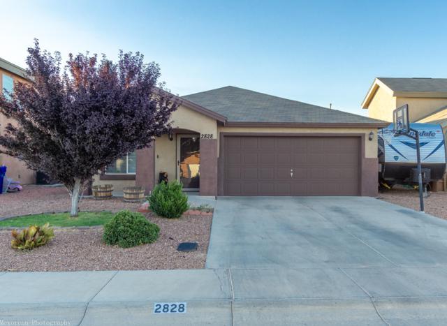 2828 San Lorenzo Court, Las Cruces, NM 88007 (MLS #1902065) :: Steinborn & Associates Real Estate