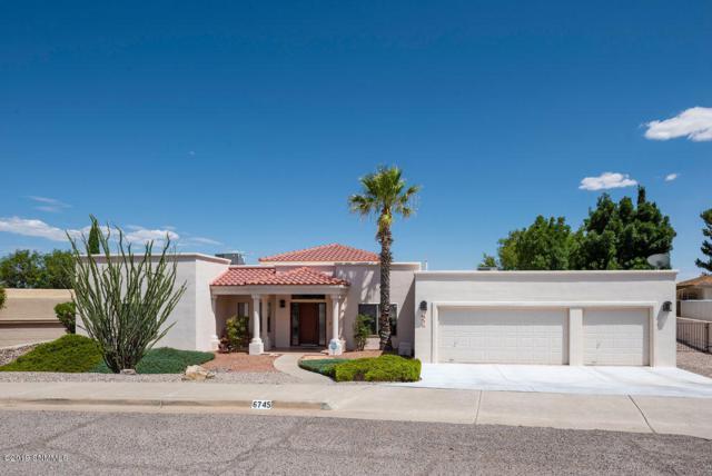 6745 Cordova Circle, Las Cruces, NM 88007 (MLS #1902075) :: Steinborn & Associates Real Estate