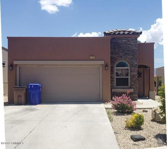 4742 Radiant Court, Las Cruces, NM 88012 (MLS #1902084) :: Steinborn & Associates Real Estate