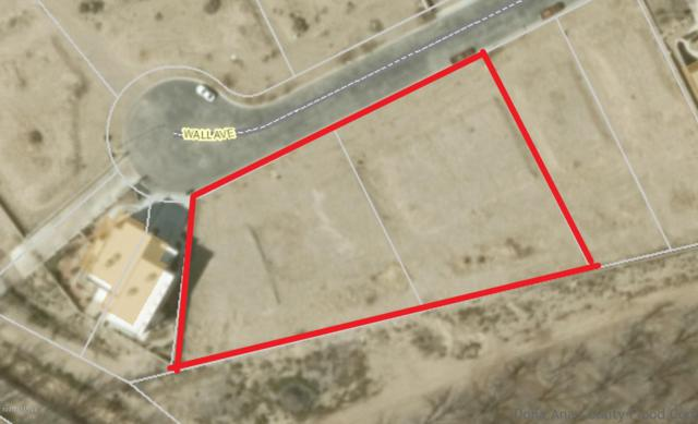 TBD Wall Avenue, Las Cruces, NM 88001 (MLS #1902093) :: Steinborn & Associates Real Estate