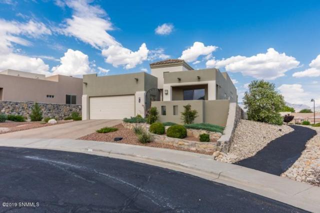 1722 Oro Piedras, Las Cruces, NM 88011 (MLS #1902095) :: Steinborn & Associates Real Estate