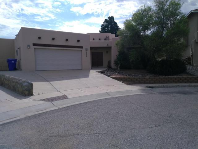 2888 Asteroid Court, Las Cruces, NM 88011 (MLS #1902098) :: Steinborn & Associates Real Estate