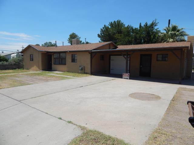 1809 Missouri Avenue, Las Cruces, NM 88001 (MLS #1902102) :: Steinborn & Associates Real Estate