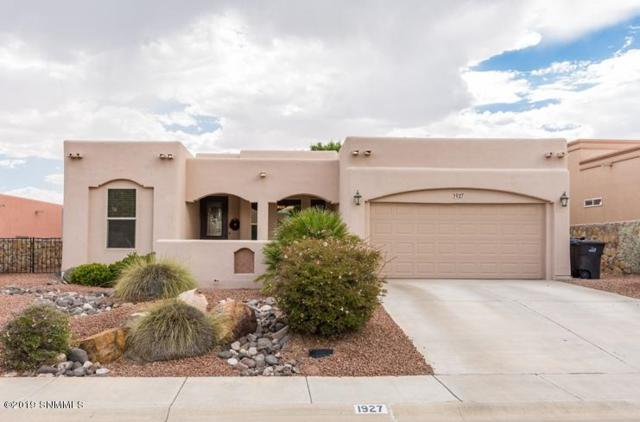 1927 San Fernando Drive, Las Cruces, NM 88011 (MLS #1902115) :: Steinborn & Associates Real Estate