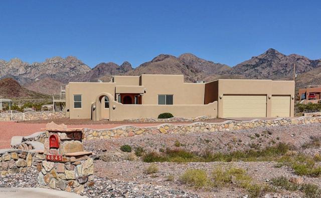 4845 Cripple Creek Road, Las Cruces, NM 88011 (MLS #1902122) :: Arising Group Real Estate Associates