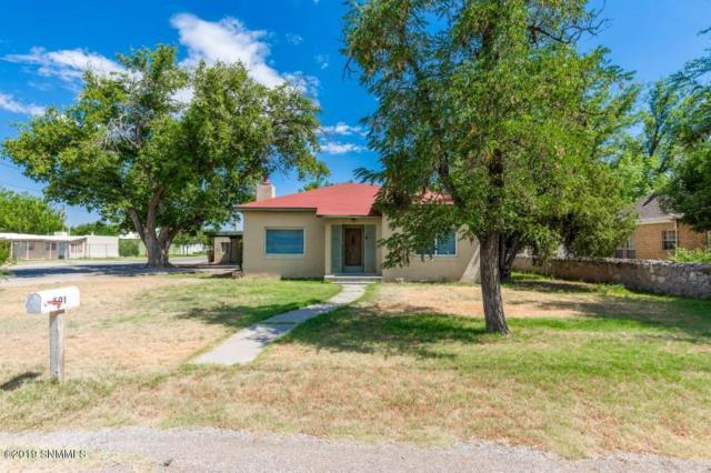 501 W Conway, Las Cruces, NM 88005 (MLS #1902137) :: Steinborn & Associates Real Estate